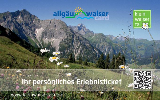 Allgäuer Walser Card
